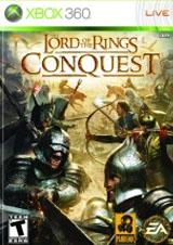 Portada de El señor de los Anillos: La Conquista