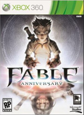 Fable Anniversary Games With Gold de abril