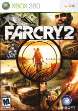 Portada de Far Cry 2