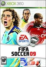 Portada de FIFA 09
