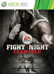 Portada de Fight Night Champion