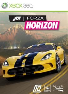 Portada de Forza Horizon
