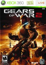 Portada de Gears of War 2