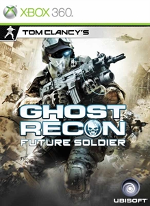 Portada de Ghost Recon: Future Soldier