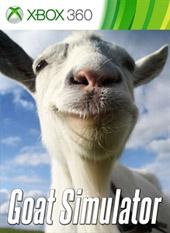 Portada de Goat Simulator