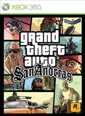Portada de Grand Theft Auto: San Andreas