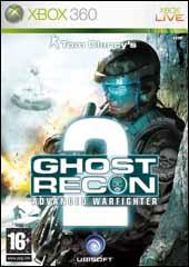 Portada de Tom Clancy's Ghost Recon Advanced Warfighter 2