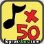 La Banda de las 50 (guitar-hero-world-tour)