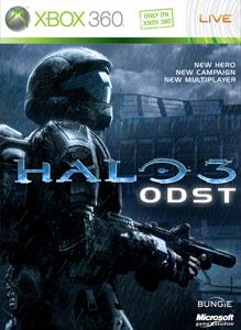Portada de Halo 3: ODST