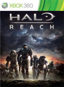 Portada de Halo: Reach
