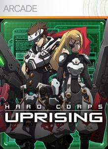 Portada de Hard Corps: Uprising