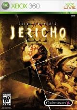Portada de Clive Barker's Jericho