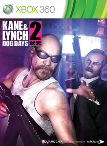 Portada de Kane & Lynch 2: Dog Days