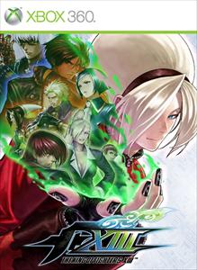 Portada de The King of Fighters XIII