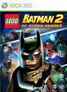 LEGO Batman 2: DC Super Heroes