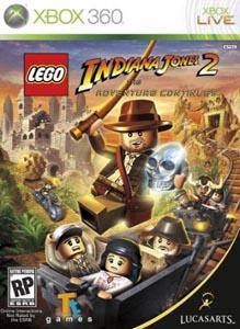 Portada de LEGO Indiana Jones 2