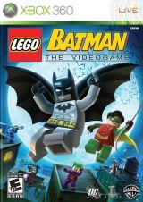 Portada de LEGO Batman : The Videogame