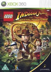 Portada de LEGO Indiana Jones: Las aventuras originales
