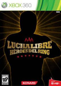 Portada de Lucha Libre AAA: Héroes del Ring