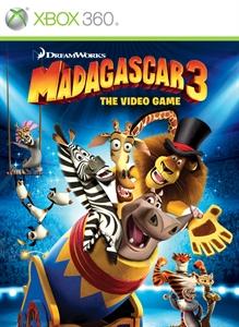 Portada de Madagascar 3: De marcha por Europa