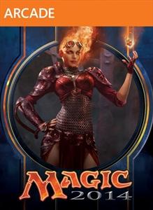 Portada de Magic 2014: Duels of the Planeswalkers