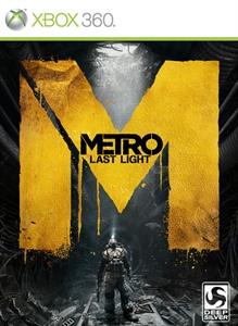 Portada de Metro: Last Light