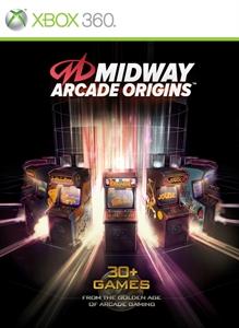 Portada de Midway Arcade Origins