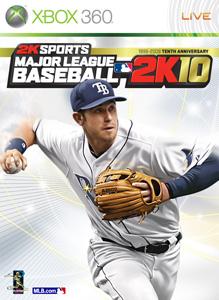 Portada de Major League Baseball 2K10