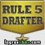 Consultar guías para el logro 'Rule 5 Drafter'