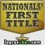 Consultar guías para el logro 'Nationals' First Title'