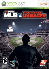 Portada de MLB Front Office Manager