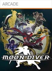 Portada de Moon Diver