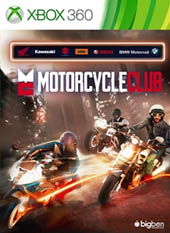 Portada de Motorcycle Club