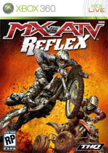 Portada de MX vs. ATV Reflex