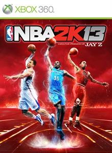 Portada de NBA 2K13