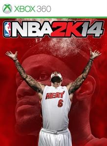 Portada de NBA 2k14