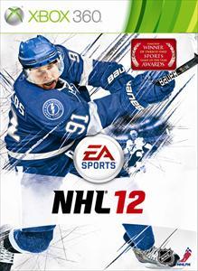 Portada de NHL 12