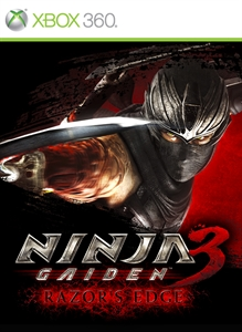 Portada de Ninja Gaiden 3: Razor's Edge