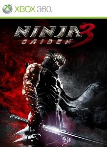 Portada de Ninja Gaiden 3