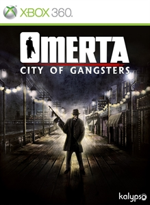 Portada de Omerta City of gangsters