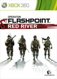 Portada de Operation Flashpoint: Red River