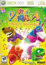 Portada de Viva Piñata: Party Animals
