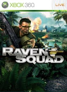 Portada de Raven Squad