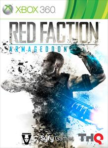 Portada de Red Faction: Armageddon