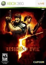 Portada de Resident Evil 5
