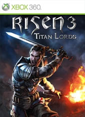 Portada de Risen 3: Titan Lords