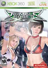 Portada de Rumble Roses XX