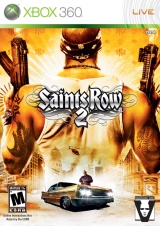 Saints Row 2 Games With Gold de junio