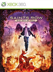 Saints Row: Gat out of Hell Games With Gold de noviembre