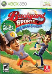 Portada de Backyard Sports: Sandlot Sluggers